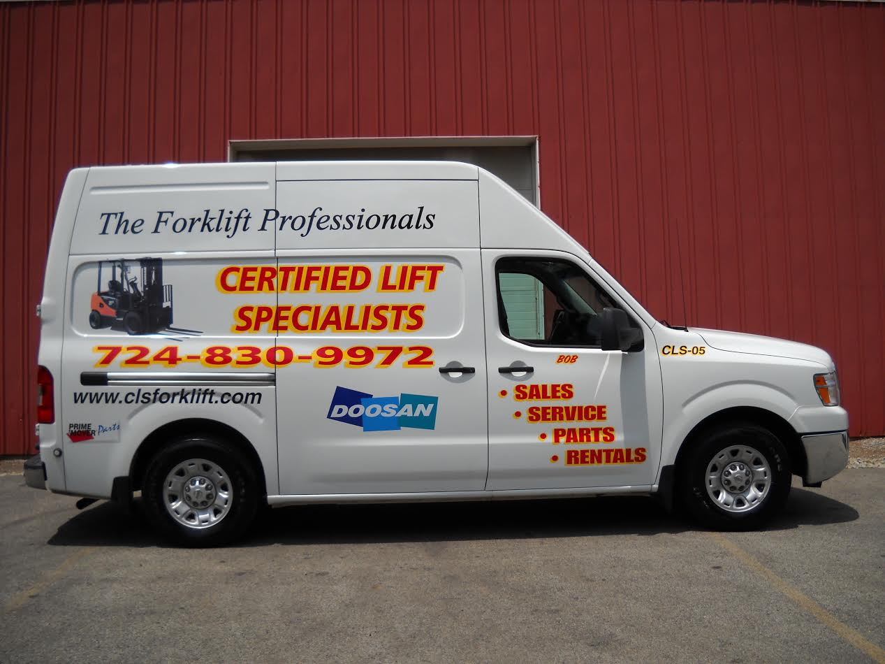 Forklift Repair Maintenance Services In Pa Service New Used